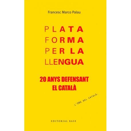 Llibre Plataforma per la Llengua