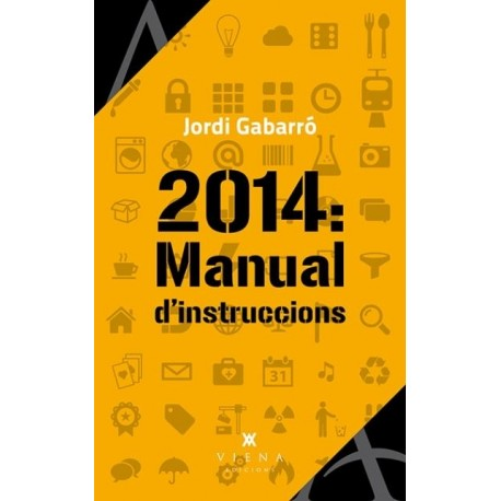 Llibre Manual d'instruccions per a temps convulsos