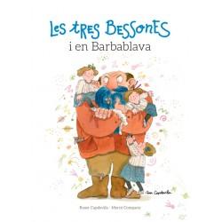 Llibres Les Tres Bessones i en Barbablava