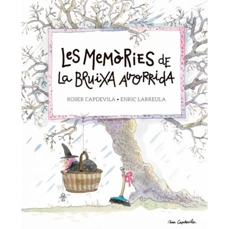 Llibre Les Memòries de la Bruixa avorrida