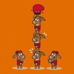 Jersei infantil Castellers burrets