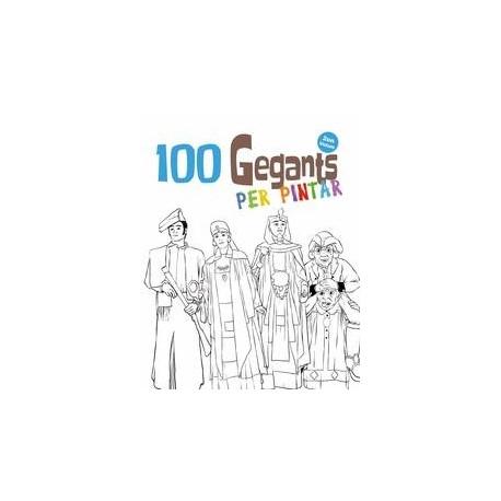 Llibre 100 gegants per pintar Volum 2