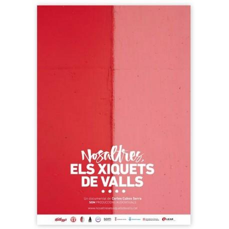 """DVD Documental """"Nosaltres els xiquets de Valls"""""""