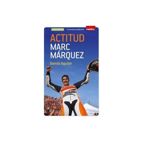 Llibre Actitud Marc Márquez