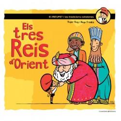 Llibre Els tres Reis d'Orient