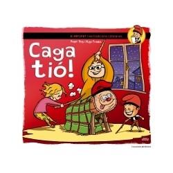Llibre Caga tió