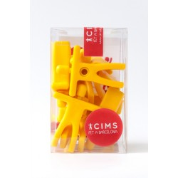 Caixa petita castellers plàstic Cims