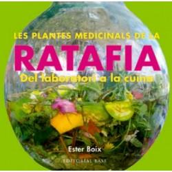 Llibre Les plantes medicinals de la ratafía