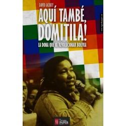Llibre Aquí també Domitila!