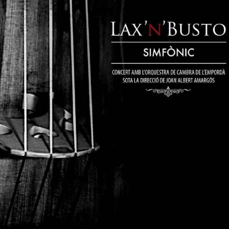 CD Lax'n'busto - Simfonic