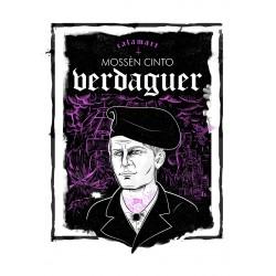 Samarreta noia Jacint Verdaguer hipster tatuat