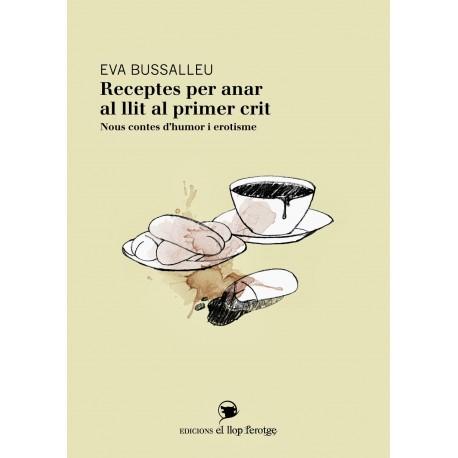 Llibre Receptes per anar al llit al primer crit