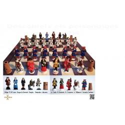 Joc d'escacs del 1714