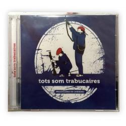 Doble CD en suport dels Trabucaires de Cardedeu