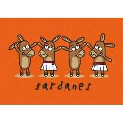 Samarreta infantil Sardanes