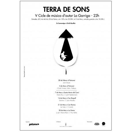 Entrada concert Jo Jet i Maria Ribot + Pau Vallvé a La Garriga