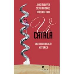 """Llibre """"Vi català. Una reivindicació històrica"""""""