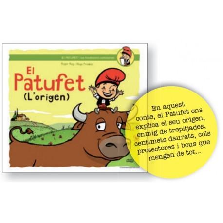 """Llibre-conte """"El Patufet (L'origen)"""""""