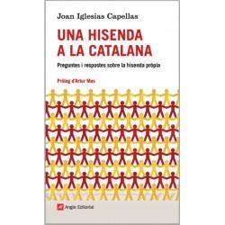 """Llibre """"Una hisenda a la catalana"""""""