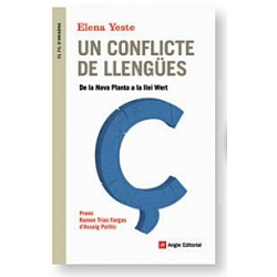 "Llibre ""Un conflicte de llengües"""
