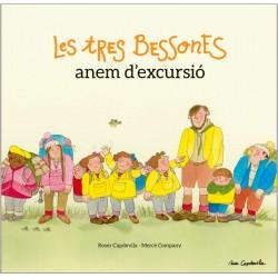 """Llibre-conte """"Les Tres Bessones anem d'excursió"""""""
