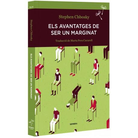 """Llibre """"Els avantatges de ser un marginat"""""""