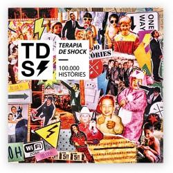 """CD Teràpia de Shock """"100.000 històries"""""""