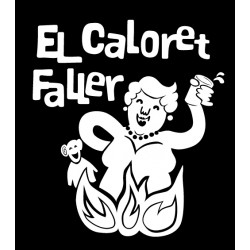 Samarreta El caloret faller
