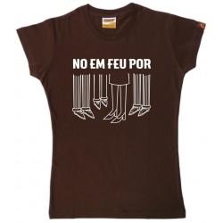 Samarreta No em feu por feminista