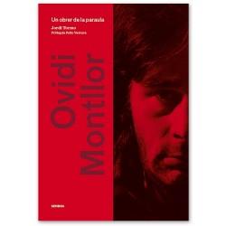 """Llibre """"Ovidi Montllor, un obrer de la paraula"""""""