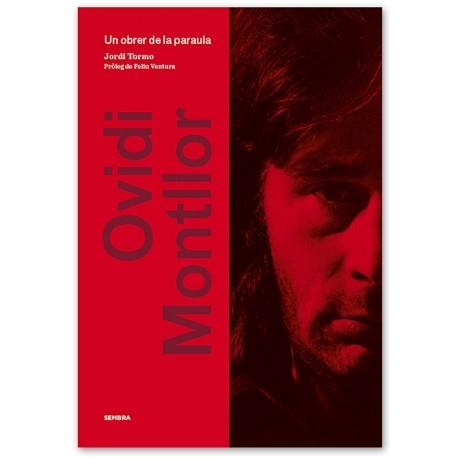 Llibre Ovidi Montllor, un obrer de la paraula