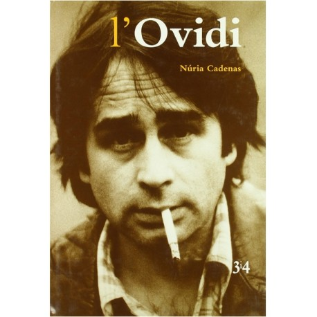 "Llibre ""L'Ovidi"", de Núria Cadenas"