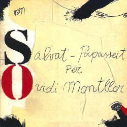 CD Salvat-Papasseit per Ovidi Montllor