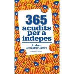 """Llibre """"365 acudits per a indepes"""""""