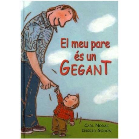 """Llibre-conte """"El meu pare és un gegant"""""""