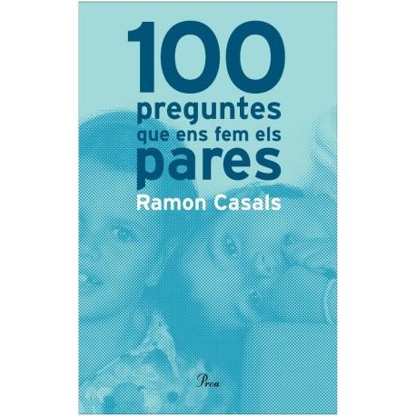 """Llibre """"100 preguntes que ens fem els pares"""""""