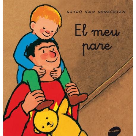 """Llibre-conte """"El meu pare"""""""