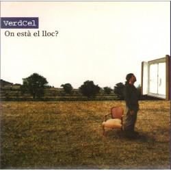 CD VerdCel - On està el lloc?