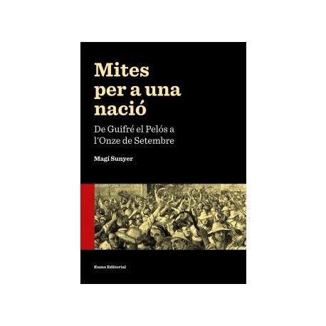 """Llibre """"Mites per a una nació"""""""