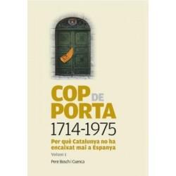 """Llibre """"Cop de Porta 1714-1975 Vol.1"""""""