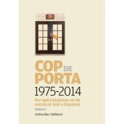 """Llibre """"Cop de porta 1975-2014 Vol.2"""""""