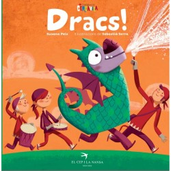 """Llibre-conte""""Dracs!"""""""