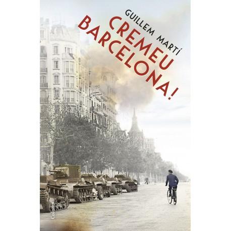 """Llibre """"Cremeu Barcelona!"""""""