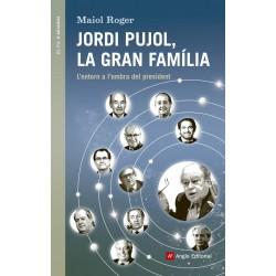 """Llibre """"Jordi Pujol, la gran família"""""""