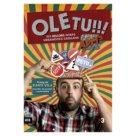 "Llibre ""Ole tu"" d'en Peyu"
