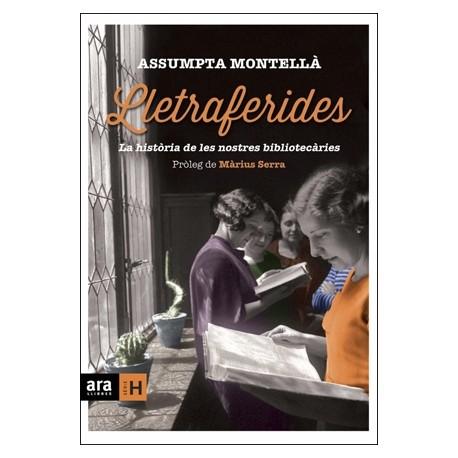 """Llibre """"Lletraferides"""""""