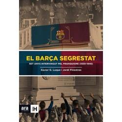 """Llibre """"El Barça segrestat"""""""