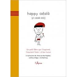 """Llibtre """"Happy català - El català feliç"""""""