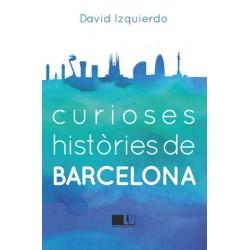"""Llibre """"Curioses històries de Barcelona"""""""