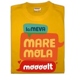"Samarreta infantil ""La meva mare mola moooolt"